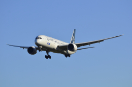 sugarkroneさんが、成田国際空港で撮影した全日空 787-9の航空フォト(飛行機 写真・画像)