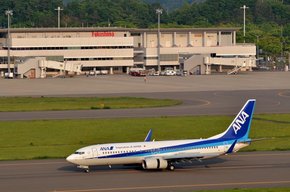 h_wajyaさんの全日空 Boeing 737-800 (JA78AN) 航空フォト