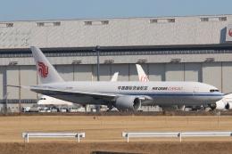 Hiro-hiroさんが、成田国際空港で撮影した中国国際貨運航空 777-FFTの航空フォト(飛行機 写真・画像)