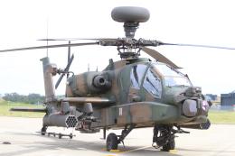 TAK_HND_NRTさんが、小松空港で撮影した陸上自衛隊 AH-64Dの航空フォト(飛行機 写真・画像)