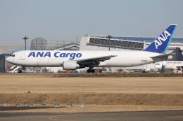 sky-spotterさんが、成田国際空港で撮影した全日空 767-381F/ERの航空フォト(飛行機 写真・画像)