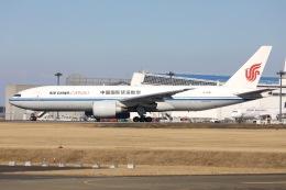 sky-spotterさんが、成田国際空港で撮影した中国国際貨運航空 777-FFTの航空フォト(飛行機 写真・画像)