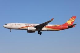 sky-spotterさんが、成田国際空港で撮影した香港航空 A330-343Xの航空フォト(飛行機 写真・画像)