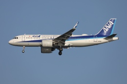 sky-spotterさんが、羽田空港で撮影した全日空 A320-271Nの航空フォト(飛行機 写真・画像)