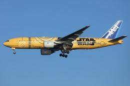 sky-spotterさんが、羽田空港で撮影した全日空 777-281/ERの航空フォト(飛行機 写真・画像)