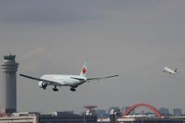imosaさんが、羽田空港で撮影したエア・カナダ 777-333/ERの航空フォト(飛行機 写真・画像)
