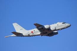 ゆーすきんさんが、厚木飛行場で撮影した海上自衛隊 P-1の航空フォト(飛行機 写真・画像)