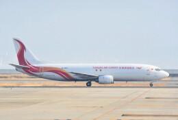 M.Tさんが、関西国際空港で撮影した天津貨運航空 737-44P(SF)の航空フォト(飛行機 写真・画像)