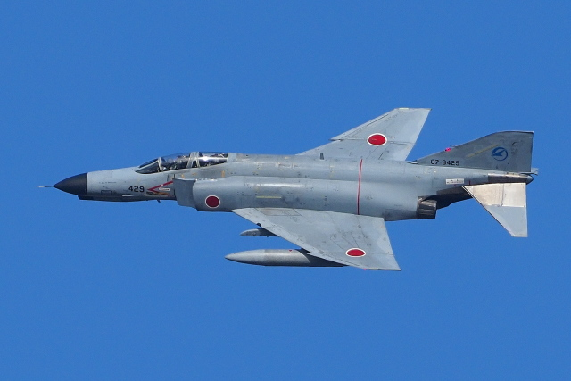 あずち88さんが、岐阜基地で撮影した航空自衛隊 F-4の航空フォト(飛行機 写真・画像)