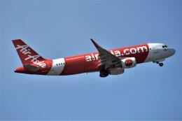 MSN/PFさんが、中部国際空港で撮影したエアアジア・ジャパン A320-216の航空フォト(飛行機 写真・画像)