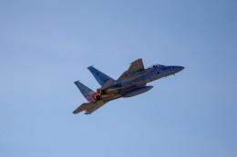 平凡なおっちゃんさんが、岐阜基地で撮影した航空自衛隊 F-15J Kai Eagleの航空フォト(飛行機 写真・画像)