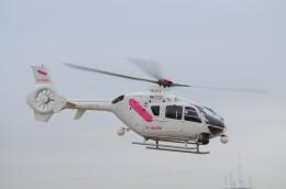 ヘリオスさんが、東京ヘリポートで撮影した東邦航空 EC135T2の航空フォト(飛行機 写真・画像)