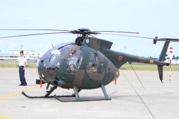 TAK_HND_NRTさんが、小松空港で撮影した陸上自衛隊 OH-6Dの航空フォト(飛行機 写真・画像)