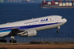 Lacnorさんが、羽田空港で撮影したエアージャパン 767-381/ERの航空フォト(飛行機 写真・画像)