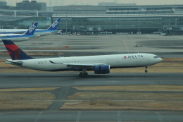 Dekatyouさんが、羽田空港で撮影したデルタ航空 A330-941の航空フォト(飛行機 写真・画像)