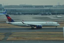 Dekatyouさんが、羽田空港で撮影したデルタ航空 A350-941の航空フォト(飛行機 写真・画像)