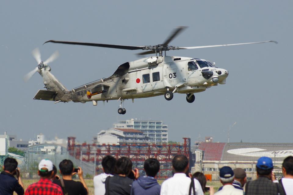 masahiさんの海上自衛隊 Mitsubishi SH-60K (8403) 航空フォト