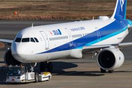 Koenig117さんが、羽田空港で撮影した全日空 A321-272Nの航空フォト(飛行機 写真・画像)