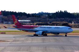 まいけるさんが、成田国際空港で撮影した深圳航空 A330-343Xの航空フォト(飛行機 写真・画像)