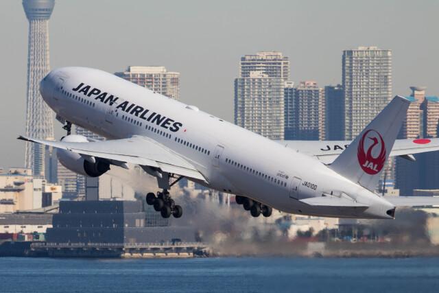 Koenig117さんが、羽田空港で撮影した日本航空 777-289の航空フォト(飛行機 写真・画像)