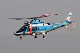 yabyanさんが、名古屋飛行場で撮影した三重県警察 A109E Powerの航空フォト(飛行機 写真・画像)