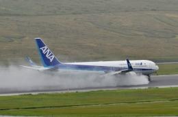 h_wajyaさんが、福島空港で撮影した全日空 767-381/ERの航空フォト(飛行機 写真・画像)