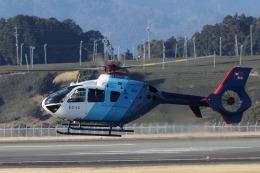 Tony Nishihataさんが、静岡空港で撮影した中日新聞社 EC135P2の航空フォト(飛行機 写真・画像)