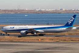 Koenig117さんが、羽田空港で撮影した全日空 777-381の航空フォト(飛行機 写真・画像)