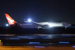 じゃがさんが、成田国際空港で撮影したカンタス航空 787-9の航空フォト(飛行機 写真・画像)