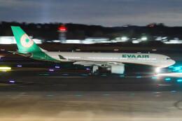じゃがさんが、成田国際空港で撮影したエバー航空 A330-302Xの航空フォト(飛行機 写真・画像)