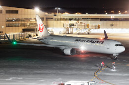 じゃがさんが、成田国際空港で撮影した日本航空 767-346/ERの航空フォト(飛行機 写真・画像)