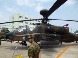 masahiさんが、静浜飛行場で撮影した陸上自衛隊 AH-64Dの航空フォト(飛行機 写真・画像)