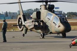 masahiさんが、浜松基地で撮影した陸上自衛隊 OH-1の航空フォト(飛行機 写真・画像)