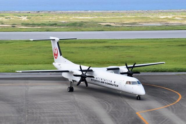 久米島空港 - Kume Jima Airport [UEO/ROKJ]で撮影された久米島空港 - Kume Jima Airport [UEO/ROKJ]の航空機写真(フォト・画像)