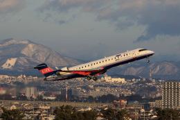 元青森人さんが、仙台空港で撮影したアイベックスエアラインズ CL-600-2C10 Regional Jet CRJ-702の航空フォト(飛行機 写真・画像)