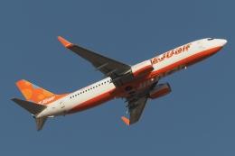 木人さんが、成田国際空港で撮影したチェジュ航空 737-8LCの航空フォト(飛行機 写真・画像)