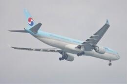jutenLCFさんが、中部国際空港で撮影した大韓航空 A330-323Xの航空フォト(飛行機 写真・画像)