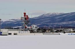 Dojalanaさんが、函館空港で撮影した日本法人所有 AW109SP GrandNewの航空フォト(飛行機 写真・画像)