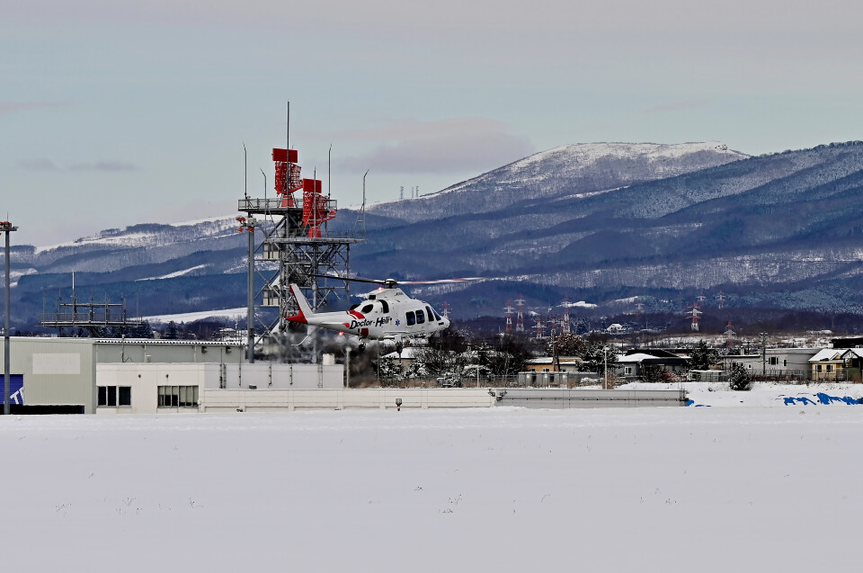 Dojalanaさんの日本法人所有 Leonardo AW109 (JA08KG) 航空フォト
