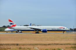 ポン太さんが、成田国際空港で撮影したブリティッシュ・エアウェイズ 777-36N/ERの航空フォト(飛行機 写真・画像)