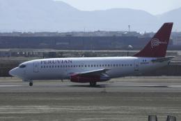 狛犬さんが、ホルヘ・チャベス国際空港で撮影したペルビアン航空 737-230/Advの航空フォト(飛行機 写真・画像)