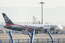 M.Tさんが、関西国際空港で撮影したSF エアラインズ 767-338/ER-BCFの航空フォト(飛行機 写真・画像)
