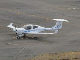 F.YUKIHIDEさんが、岡南飛行場で撮影した日本法人所有 DA40 NG Diamond Starの航空フォト(飛行機 写真・画像)