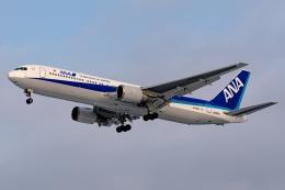 Ariesさんが、函館空港で撮影した全日空 767-381/ERの航空フォト(飛行機 写真・画像)