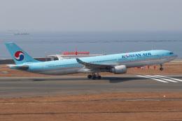ドガースさんが、中部国際空港で撮影した大韓航空 A330-323Xの航空フォト(飛行機 写真・画像)