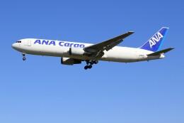 メンチカツさんが、成田国際空港で撮影した全日空 767-381/ER(BCF)の航空フォト(飛行機 写真・画像)