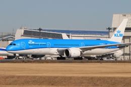 Hiro-hiroさんが、成田国際空港で撮影したKLMオランダ航空 787-9の航空フォト(飛行機 写真・画像)