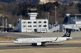 h_wajyaさんが、福島空港で撮影したエバー航空 A321-211の航空フォト(飛行機 写真・画像)