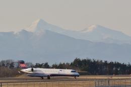 h_wajyaさんが、福島空港で撮影したアイベックスエアラインズ CL-600-2C10 Regional Jet CRJ-702ERの航空フォト(飛行機 写真・画像)