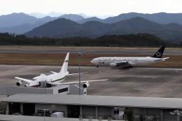 kan787allさんが、広島空港で撮影した全日空 777-281の航空フォト(飛行機 写真・画像)